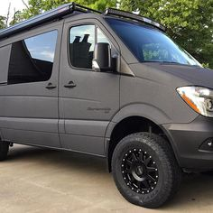 Van has new shoes - @toyotires AT2 on @methodracewheels Standard MR301 #rims…