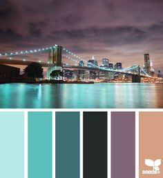 city color Color Palette by Design Seeds Colour Pallette, Color Palate, Colour Schemes, Color Combos, Design Seeds, Colour Board, World Of Color, Color Stories, Color Swatches