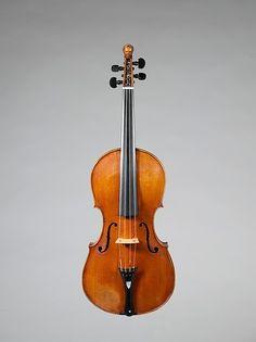 Joachim Tielke | Violin | German | The Met