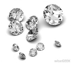 The white sapphire is a colorless sapphire most often used as a diamond substitute because of the high price of real diamonds. Denim And Diamonds, Types Of Diamonds, Sapphire Stone, White Sapphire, Western Jewelry, Unique Jewelry, Gems Jewelry, Diamond Are A Girls Best Friend, Semi Precious Gemstones