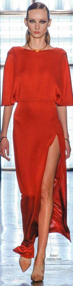 Cushnie et Ochs FW2015 Women's Fashion RTW | Purely Inspiration