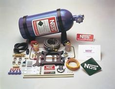 The Amazing Effects of Nitrous Oxide (On Your Car)