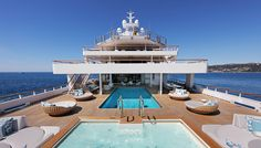 View detailed stats and image gallery for luxury Motor yacht ULYSSES available for sale with Burgess, the global superyacht industry leader. Speed Boats, Power Boats, Explorer Yacht, Monaco Yacht Show, Boating Holidays, Yacht Builders, Boat Insurance, Yacht Interior, Yacht For Sale