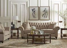 Living Rooms, Classique Sofa, Living Rooms | Havertys Furniture