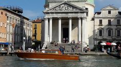 In Venice....