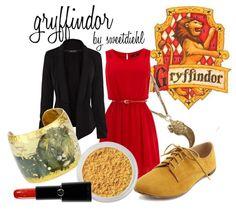 Hogwarts Houses: Gryffindor  -B