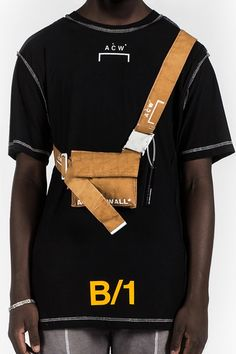 b462b93c1c7 A COLD WALL Fall Winter 2016 New Items Belt Tee T shirt Scarf Scarves Bag  Tote