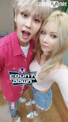 ilhoon || hyuna #troublemaker