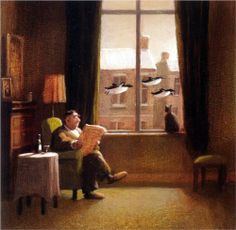 Michael Sowa - February 🌑Fosterginger.Pinterest.Com🌑More Pins Like This One At FOSTERGINGER @ PINTEREST 🌑No Pin Limits🌑でこのようなピンがいっぱいになる🌑ピンの限界🌑
