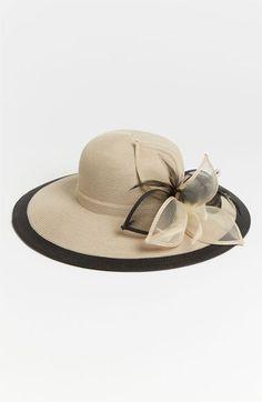 August Hat Wide Brim Hat   Nordstrom Kentucky Derby Party Hat Idea