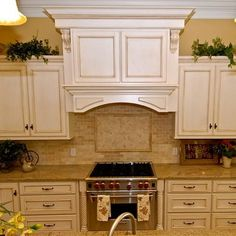 Antique White Cabinets Design, Pictures, Remodel, Decor and Ideas - page 2