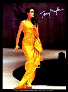 Thierry Mugler 80s