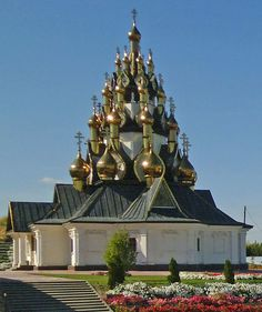 Усть-Медведицкий Спасо-Преображенский монастырь Russian Architecture, Church Architecture, Religious Architecture, Amazing Architecture, Beautiful Buildings, Beautiful Places, Christian World, Cathedral Church, Famous Places