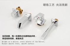 European oak bathroom ark combination toilet wash gargle dark outfit faucet four-piece smoked pull flower is aspersed fission