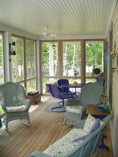 Awesome Enclosed Patio Plans