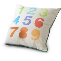 9 by Novogratz #9 Decorative Pillow - Walmart.com
