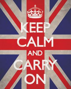 ...and carry on. *THE ORIGINAL*