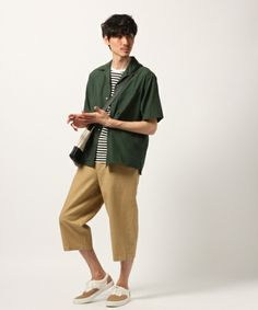 Asian Men Fashion, Mens Fashion, Mens Linen Outfits, Autocad, Japanese Streetwear, Casual Wear For Men, Japanese Street Fashion, Style Snaps, Harajuku Fashion