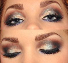 love all the color - Click image to find more Hair & Beauty Pinterest pins