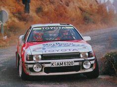 Carlos Sainz Rally Valeo 1989