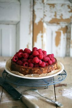 Sunday-Raspberry-CheeseCake ... | Flickr - Fotosharing!