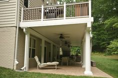 Under Deck Design Ideas, Pictures, Remodel and Decor