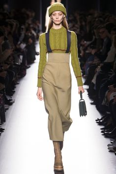Hermès Autumn/Winter 2017 Ready-To-Wear Collection