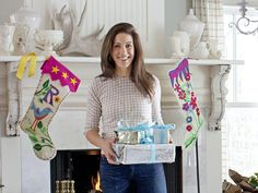 A Winter White Home - Spend the Holidays With Sarah Richardson on HGTV