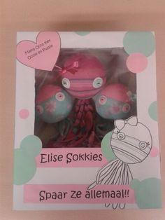 Sinterklaas surprise octopus sokken