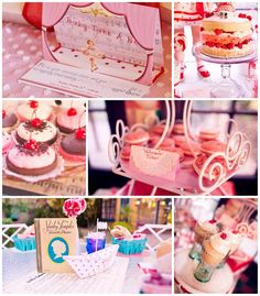 Shirley Temple Inspired 2nd Birthday Party with REALLY CUTE IDEAS via Kara's Party Ideas | KarasPartyIdeas.com #ShirleyTemple #AnimalCracker...