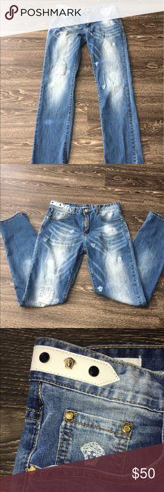 Versace Men's jeans Mens Versace Jeans 32x32 Versace Jeans Collection Jeans Slim