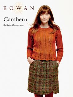 Ravelry: Cambern pattern by Kathy Zimmerman