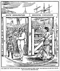 15 best nativism images american history us history political French Cartoon Shows cartoon on chinese immigration vpl accession number 39046 date august 24 1907 photographer