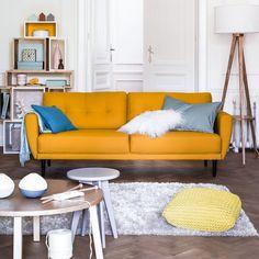 Canapé vintage 2 et 3 places, aghzu La Redoute Interieurs | La Redoute
