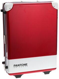 pantone suitcase