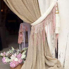 Τρόποι Να Δένεις Όμορφα Τις Κουρτίνες | Misswebbie.gr