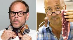 The 11 Best Lines From Alton Brown on Andrew Zimmern's Podcast