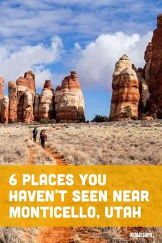 Monticello Utah, Stuff To Do, Things To Do, Mount Rushmore, Past, Road Trip, Southern, Gems, Outdoors