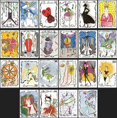 { vogue tarot cards }