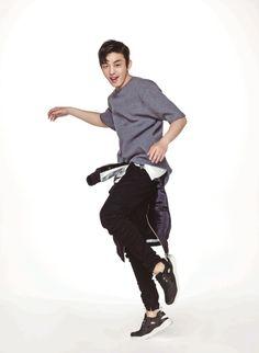 Yoo Ah In - Rebook (S/S '16)