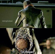 Negan is coming!!