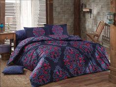 Pościel bawełniana Papirus Blue, 140 x 220 cm, 70 x 90 cm + 1 ks 50 x 70 cm Double Quilt, Single Quilt, Thing 1, Quilt Cover Sets, Duvet Sets, Joss And Main, Home Textile, Interior Inspiration, Comforters