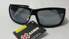 Style Science X Games Black Plastic 100 % UVA & UVB Mens Sunglasses