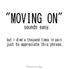 Sounds like me but I keep going and going