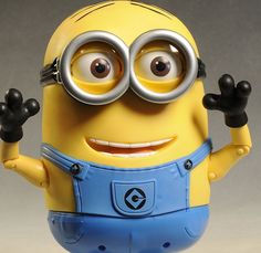 Minion Dave Talking Action Figure - $35. O.M.G.
