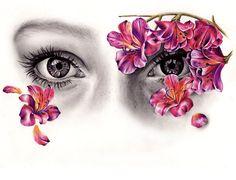 This Night Has Opened My Eyes by KatePowellArt