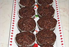 Diabetic Recipes, Diet Recipes, Healthy Recipes, Muffin, Healthy Sweets, Cookie Recipes, Paleo, Favorite Recipes, Cookies