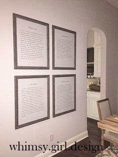 DIY Engineer print whimsy girl: Tutorial {DIY Oversized Bookpage Art}