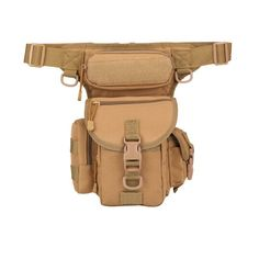 * Tactical Accessories Waterproof Fanny Pack, Army Camouflage, Goods And Service Tax, Online Bags, Belt Online, Trekking, Oxford, One Shoulder, Hiking