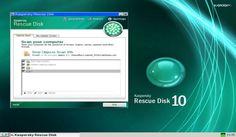 Kaspersky Rescue Disk full indir